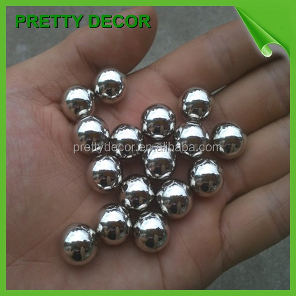 3mm Stainless Steel Ball MIrror Polished / Solid Steel Beads