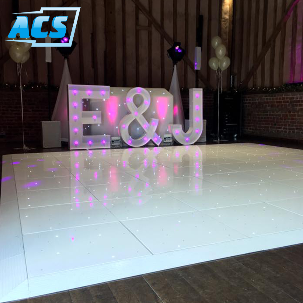 top 100 alibaba china wooden floor tiles led dance floor white