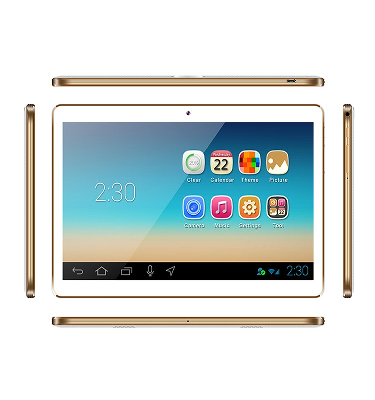 3G Calling Android 8.1 Tablet PC 10.1 inch IPS 2.5D Glass Quad Core 5MP Camera GPS Bluetooth FM 1G RAM 8G ROM Phablet Tablets