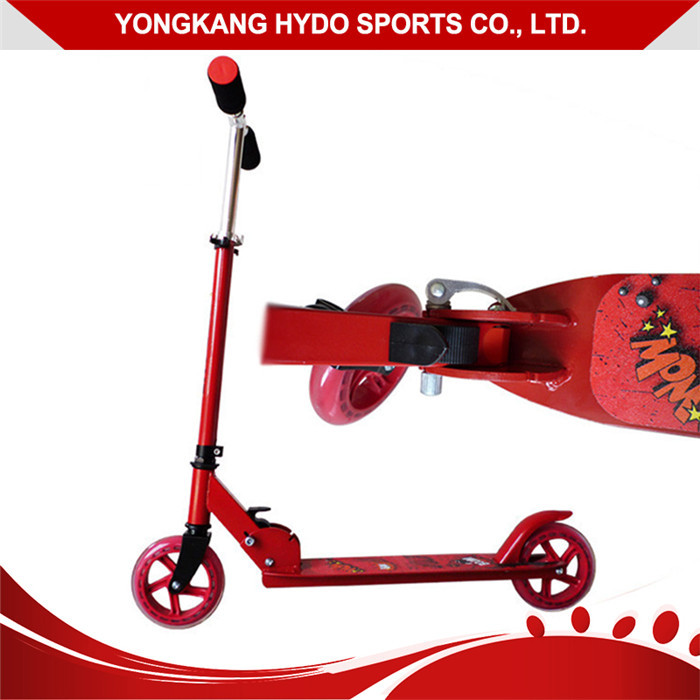 Fashion Designed Good Looking low price kids pedal scooter