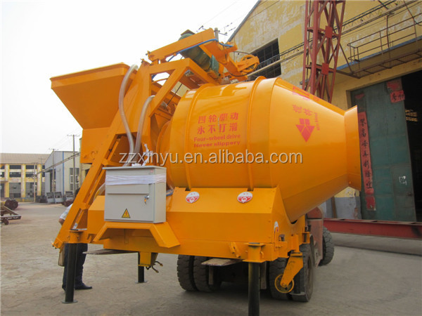 Stable Performance Jzc Series Large Self Loading 1 Bag