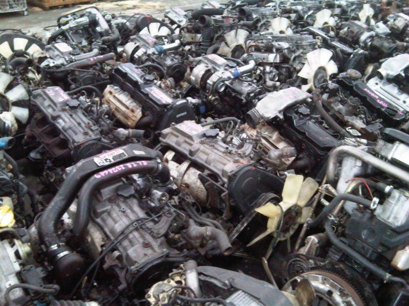 Used Diesel Engine Isuzu Toyota Nissan Mazda  Buy Used Diesel