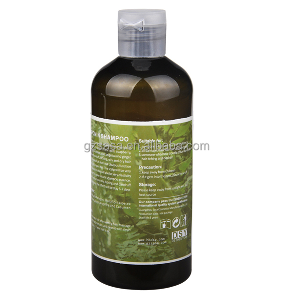 300ML DSY perfect herbal chinese honeylocust fruit essence shampoo