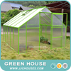 Hot Sale!!! new style green house,high quality green house black clear color,Super Strong Green House for Garden flowers