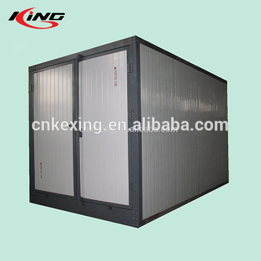 Best seller made in China electrostatic electric powder curing oven