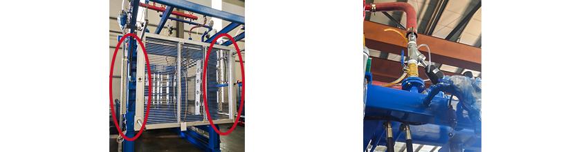 Fangyuan 2018 yeni tasarım strafor makinesi eps makinaları