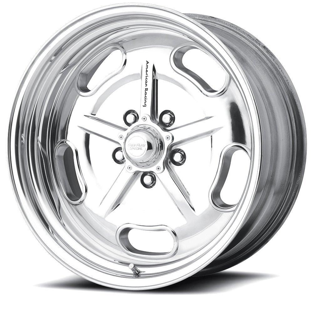 17 Inch 17x8 American Racing wheels wheels SALT FLAT Polished wheels rims