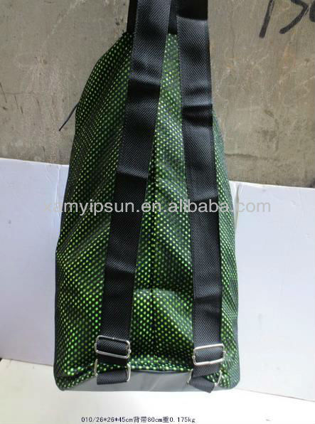 backpack sport net bag