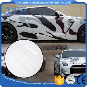 wholesale oem pvc transparent car wrap vinyl