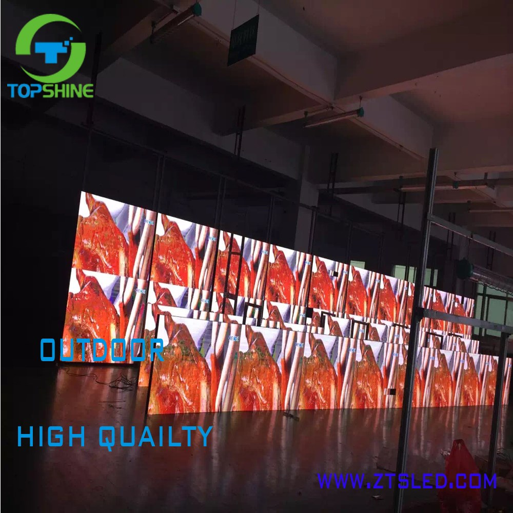 Hd Full Color Smd 2727 P5 Led Display Module Outdoor Led ...