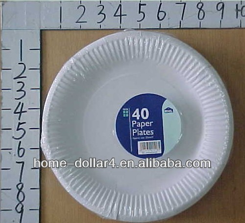 40pc Custom Printed Disposable Paper Plate Wholesale Paper Plates - Buy Paper PlatesBulk Paper PlatesMake Paper Plate Product on Alibaba.com & 40pc Custom Printed Disposable Paper Plate Wholesale Paper Plates ...