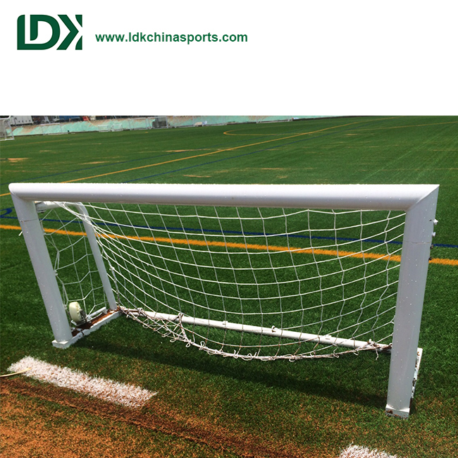 Portable soccer goal post, mini soccer goal frame, aluminum soccer goal folding soccer training equipment