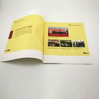 china brochure printing company single fold brochure printing buy