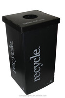 Collapsible Polypropylene Material Corrugated Plastic Recycle Bin