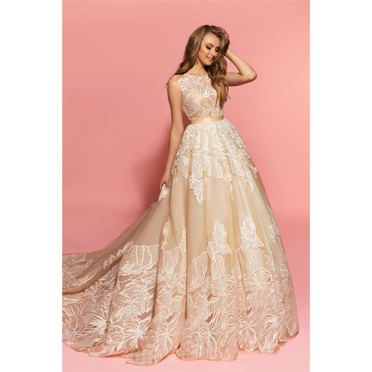 Venta al por mayor vestido de novias hadas-Compre online los mejores ...