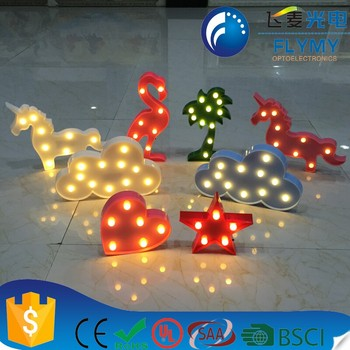 alibaba best sellers 2018 pink flamingo light marquee battery operated wholesale alibaba factory direct with CE&ROHS