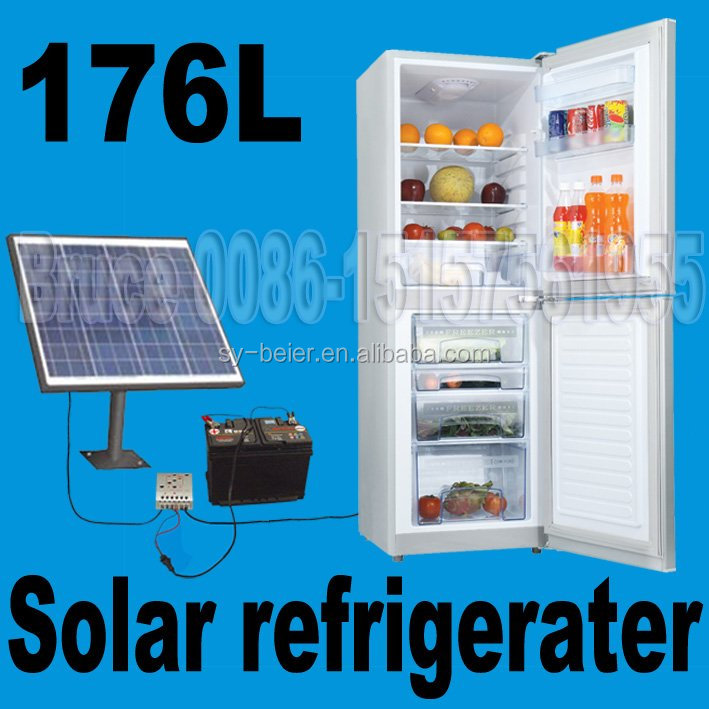 Portable Installation and Top-Freezer Type home refrigerator