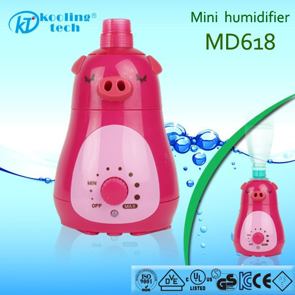 Model small mis room aroma dffuser steam humidifier for car home