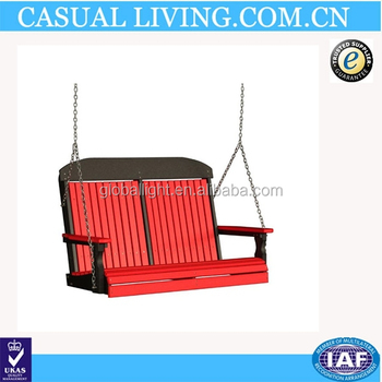 Highback Plastic Home Depot Porch Swing Buy Porch Swing Plastic Porch Swing Garden Swing Product On Alibaba Com