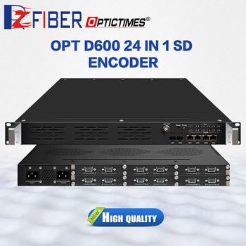 Mpeg 2 Sd Encoder Modulator For Digital Tv Headend System Av Rf Option