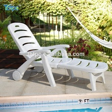 Seaside Portable Folding Bed/Outdoor Sun Loungers Chaise