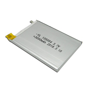 3.7 v Rechargeable Lithium Polymer Akku 3000mAh Single Cell Lipo Battery W425