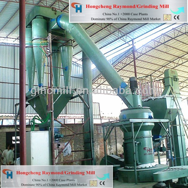Mineral Powder Grinding Machine for Powder Enterprise Dust-free Plant