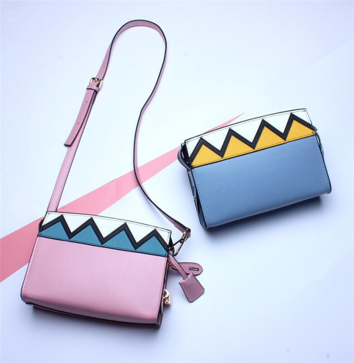 Hot selling lady shoulder bag fashion small single shoulder bag