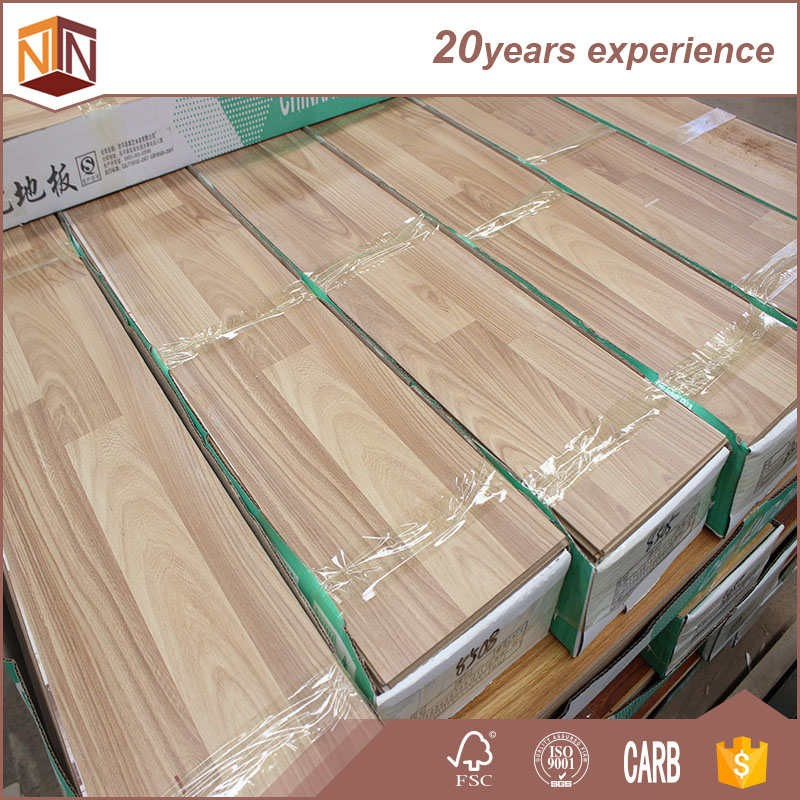 8mm Water Resistant HDF Floated Flooring