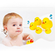 Customized safety bath ducky promotional floating rubber duck