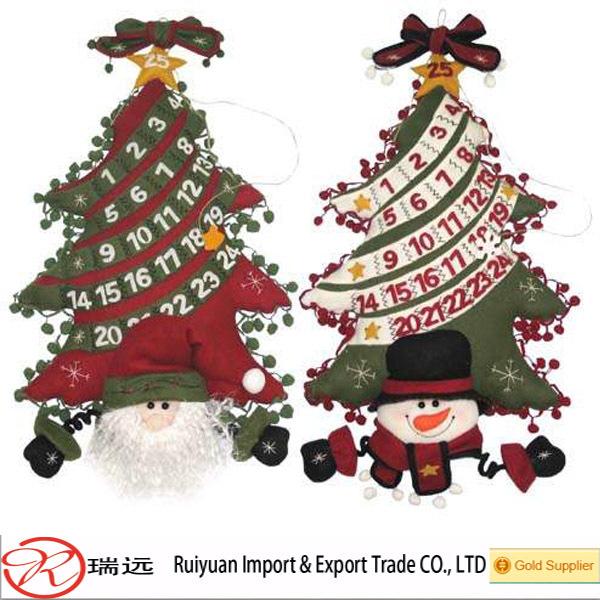 Factory Price China Manufacturer Santa Claus Christmas Calendar ...