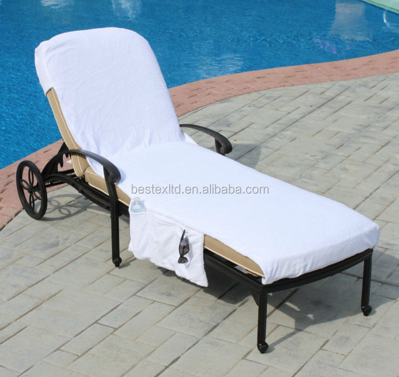 Oceania Cruises Quality White Cotton Beach Towels