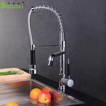 Excellent Design Tall Kitchen Faucet Chrome Faucet Kitchen Faucet