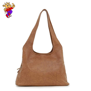 e3817a43cc Custom Camel Ladies Work Designer Shoulder Bag for Women Large Genuine  Leather Large Hobo Purse and