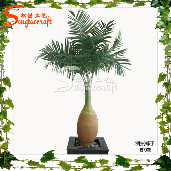 songtao wholesale artificial bottle palm tree customized plastic artificial bottle palm tree. Black Bedroom Furniture Sets. Home Design Ideas