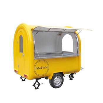 Outdoor Mobile Food Kiosk Design/cart/trailer Fast Food Cart Design  Ice-cream Cart Mall Food Kiosk For Sale - Buy Crepes Car,Mobile Food Car  For
