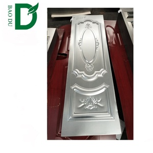 Design door sheet stamped steel door skin