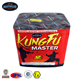 12 Shots KungFu Master Small 200G Cake Fireworks with High Quality
