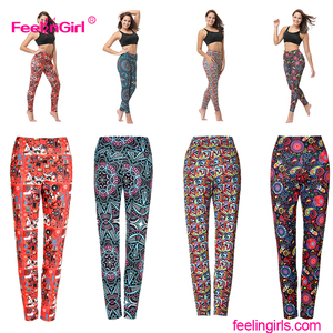 Mommy And Me Digital Print Tights Stretch Women Pants Super Soft New Mix Sock Leggings