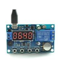 Timing switch module 5V12V 220V real-time timing relay with time clock electronic time control switch