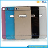 Luxury aluminum metal bumper + pc hard case phone cover for lenovo s60