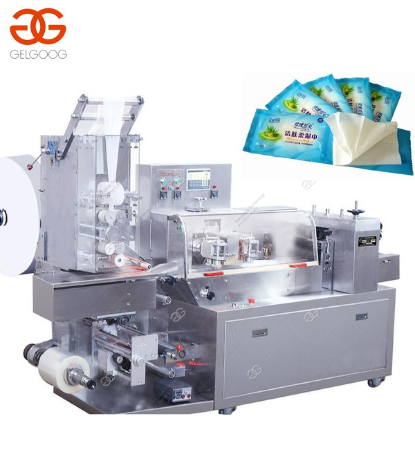 New Type 1-120pcs/Pack Baby Wet Wipes Machine Price for Sale