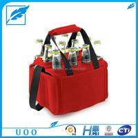 Neoprene 6-Pack Cooler Tote Bag