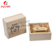 Wooden hard drive packing box wholesale