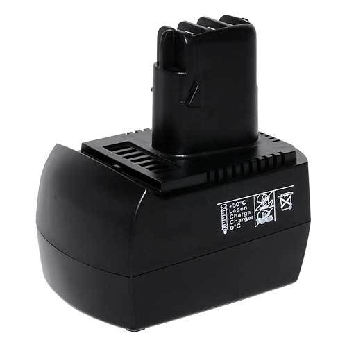 Replaced MET Battery NI-CD 9.6V 2.0Ah  6.25471 6.31746 6.31728 6.31775  ME974 ME-974