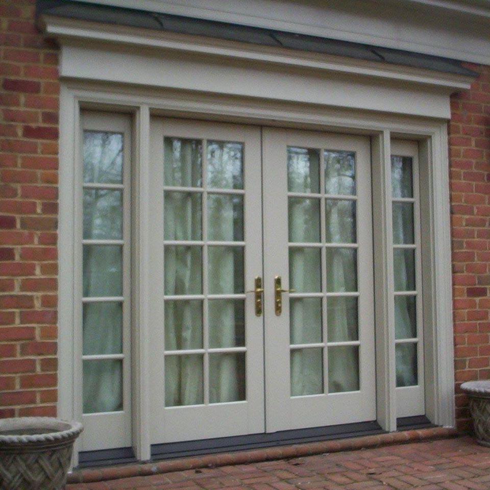 Puertas De Aluminio Con Cristal Para Exterior Perfect Puertas De