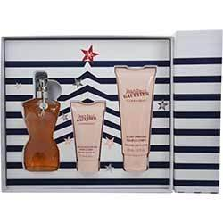 JEAN PAUL GAULTIER by Jean Paul Gaultier (WOMEN) JEAN PAUL GAULTIER-EDT SPRAY 1.7 OZ & BODY LOTION 2.5 OZ & SHOWER GEL 1 OZ