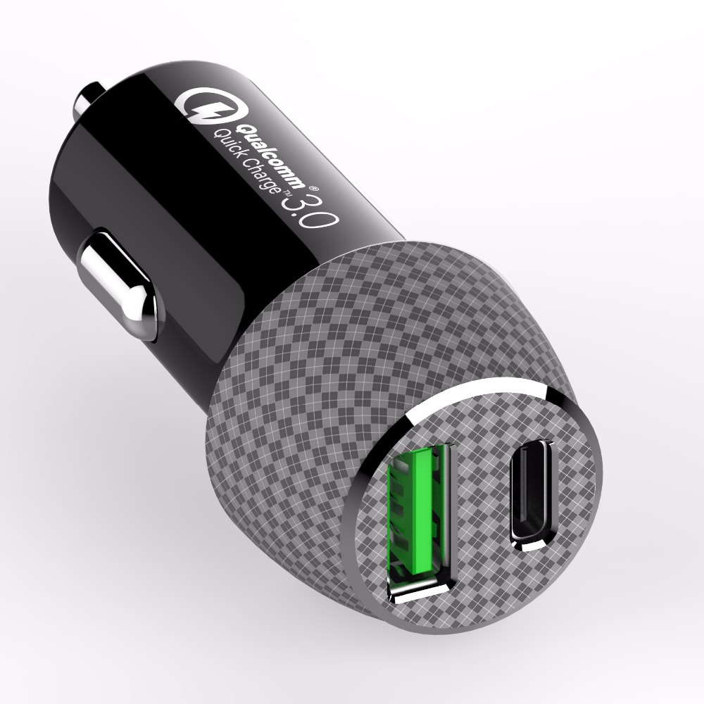 CB approve high demand products uk for nokia QC3.0 USB-C car charger