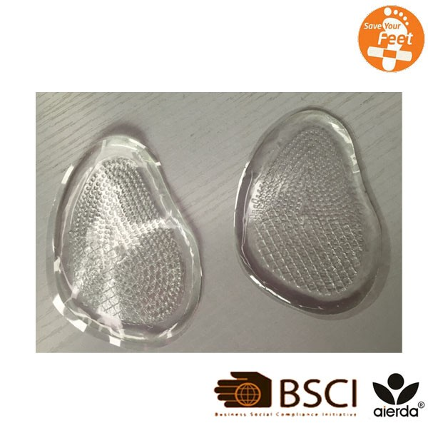 High Quality Comfortable Foot Care Heel Gel Sole Pad