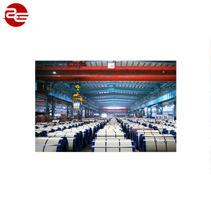 expanded prepainted galvanized steel sheet in coil from rogo